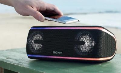 Free Sony Portable Speaker