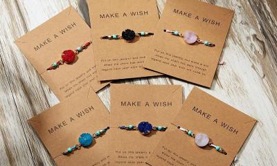 Free Gemstone Bracelet