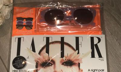 "<span class=""merchant-title"">Tatler</span> | Free Designer Sunglasses"
