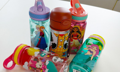 Free Disney Water Bottles