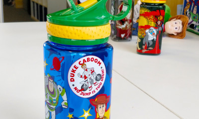 Free Toy Story 4 Disney Water Bottles