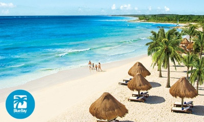 Win a 5-star All-Inclusive Holiday to Mexico