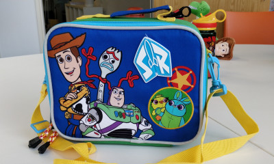 Free Toy Story 4 Disney Lunch Boxes