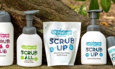 Win a Soap Bundle from Scrubbingtons