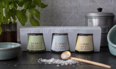 Free Dorset Sea Salt Set
