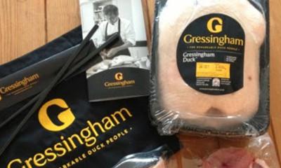 Free Gressingham Duck BBQ Kit