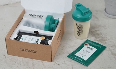 Free Protein Starter Box (RRP £14.95) + Free Shaker (RRP £4.95)