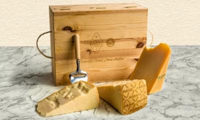 Win a Hamper of Grana Padano Cheese (worth £150)
