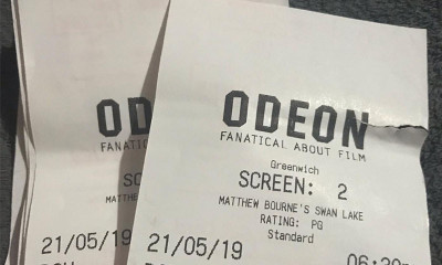 Free Cinema Ticket - 500,000 available!