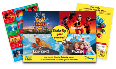 Free Disney Activity Pack