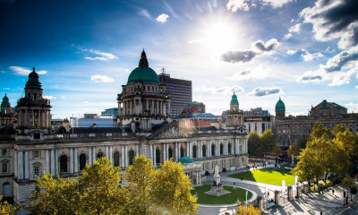 Belfast City Hall | Belfast, Northern Ireland