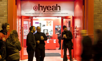 The Oh Yeah Music Centre | Belfast, Northern Ireland