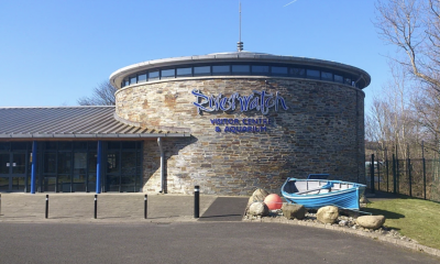 Riverwatch Visitor Centre & Aquarium | Derry, Northern Ireland