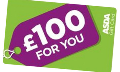 Free £100 George at ASDA Voucher
