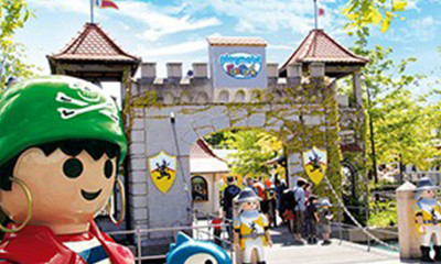 Win a Holiday to the PLAYMOBIL® FunPark in Germany