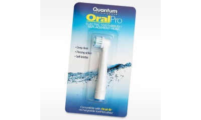 Free Oral-B Toothbrush Head