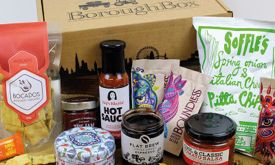 Win a Year's Subscription to the Borough Box