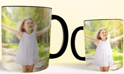 Free Custom Photo Mug