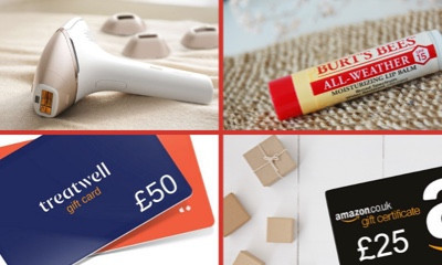 Free Burt's Bees SPF15 Lip Balms & Other Rewards worth £500