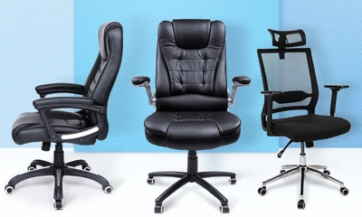 Free Leather Desk Chairs