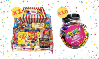 Win a Retro Sweet Hamper