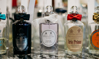 Free Penhaligon's Fragrance (Of Your Choice)