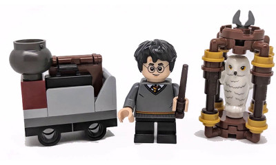 Free LEGO Harry Potter Mini Figure