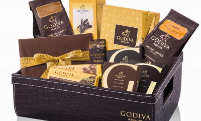 Free Godiva Chocolate Hamper (worth £50)