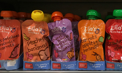 Free Baby Food from Ella's Kitchen