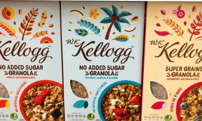 Free Kellogg's Granola