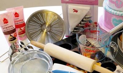 Free Baking Utensils