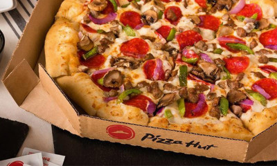 Free Sides, Pizza & More at Pizza Hut