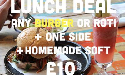"<span class=""merchant-title"">Turtle Bay</span> | £10 Lunch Deal"