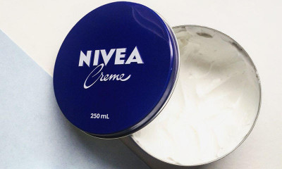 Free Nivea Cream Pot
