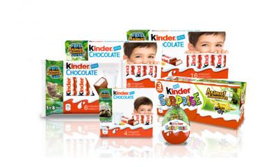 Free Kinder Surprise Bundle