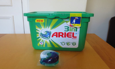 Free Ariel Pods (A Year's Supply)
