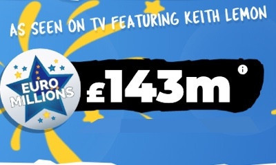 £143M Euromillions - 55 Free Syndicate Tickets