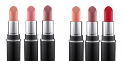 Free MAC Mini Lipstick