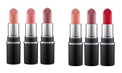 Free MAC Mini Lipstick - Worth £10!
