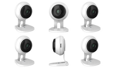 Free Hive Smart Indoor Security Cameras