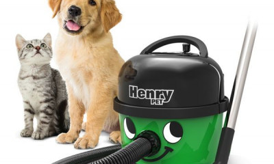 Win a Henry Pet Vacuum