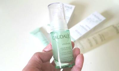 Free Caudalie Cleansing Gel