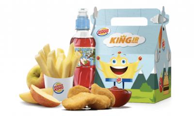 Free Burger King Meal