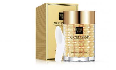 Free 24K Gold Eye Cream