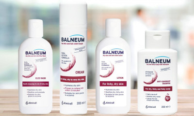Free Itch-Relief Cream from Balneum