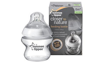 Free Tommee Tippee Baby Bottle