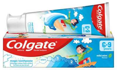 Free Colgate Kids Toothpaste