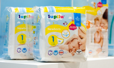 Free Lupilu Nappies - 1240 Available!