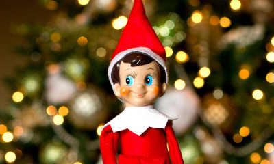 Free Elf on the Shelf - 972 Available!