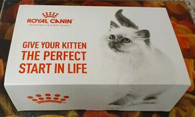 Free Royal Canin Kitten Food